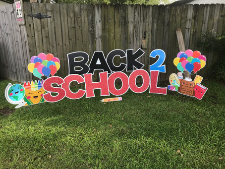 Get in Gear -- Back to School is Around the Corner!