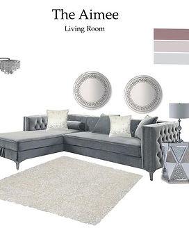 Aimee Complete Room Design