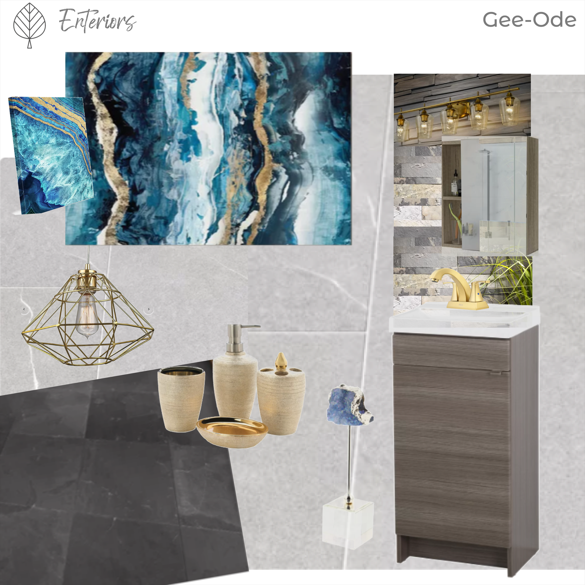 Style Board – Gee-Ode