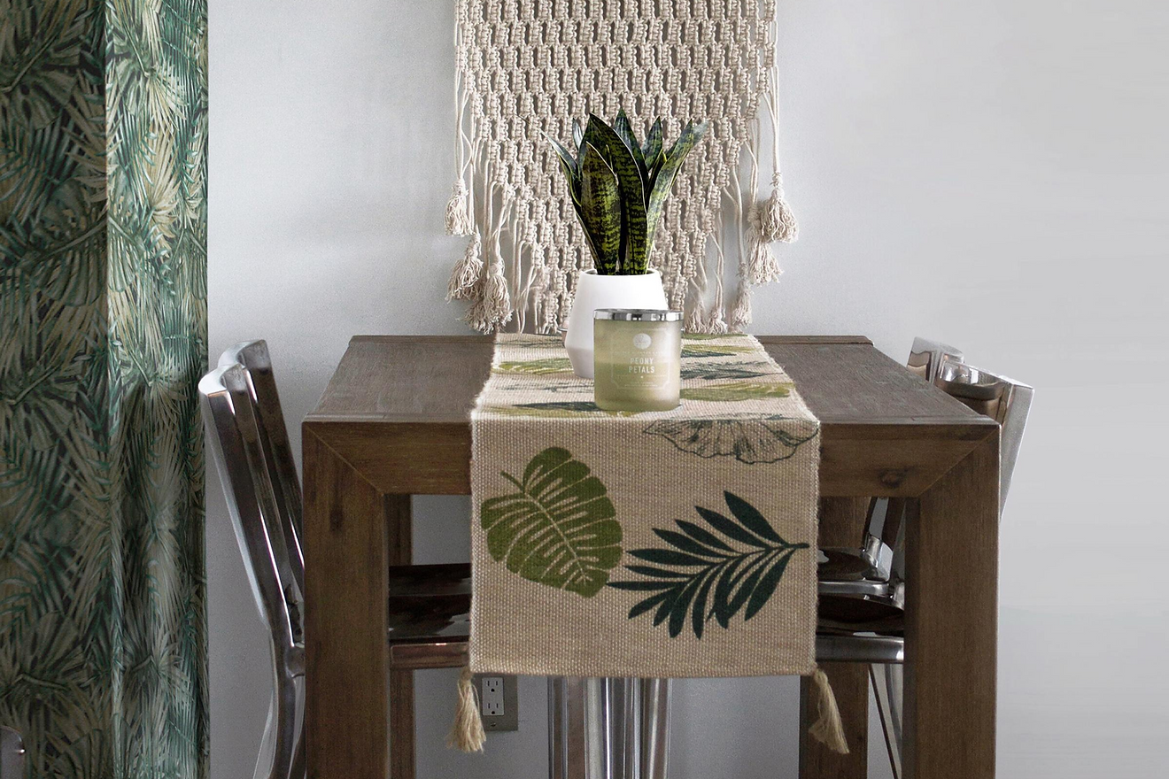 Use COLOR and TEXTURE to give furnishings a cohesive look.