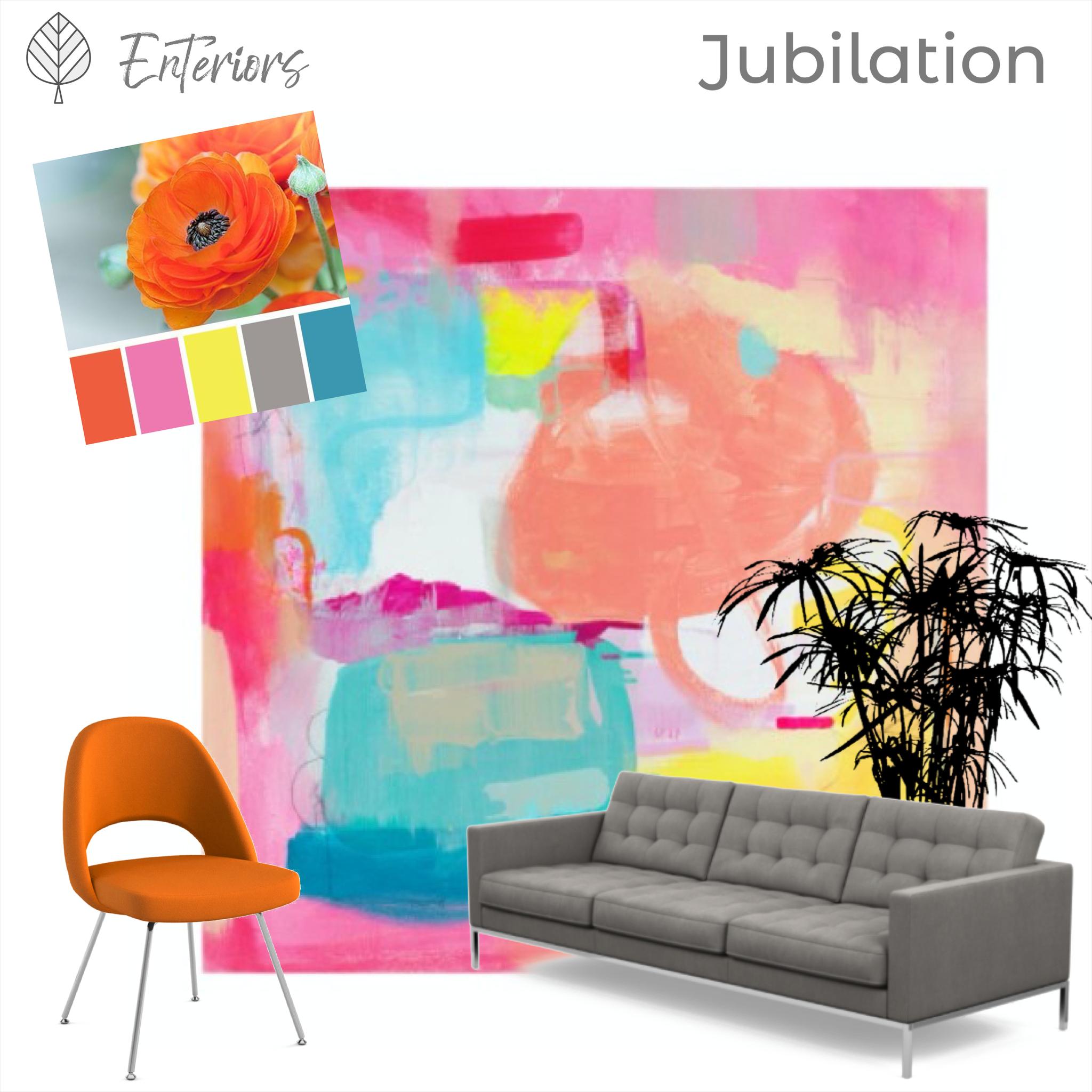 Style Board – Jubilation