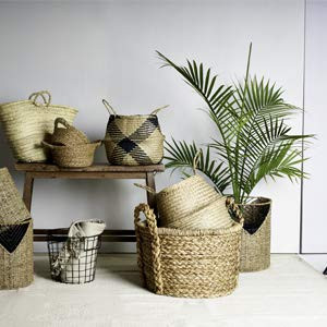 Decorate and Organize with Baskets