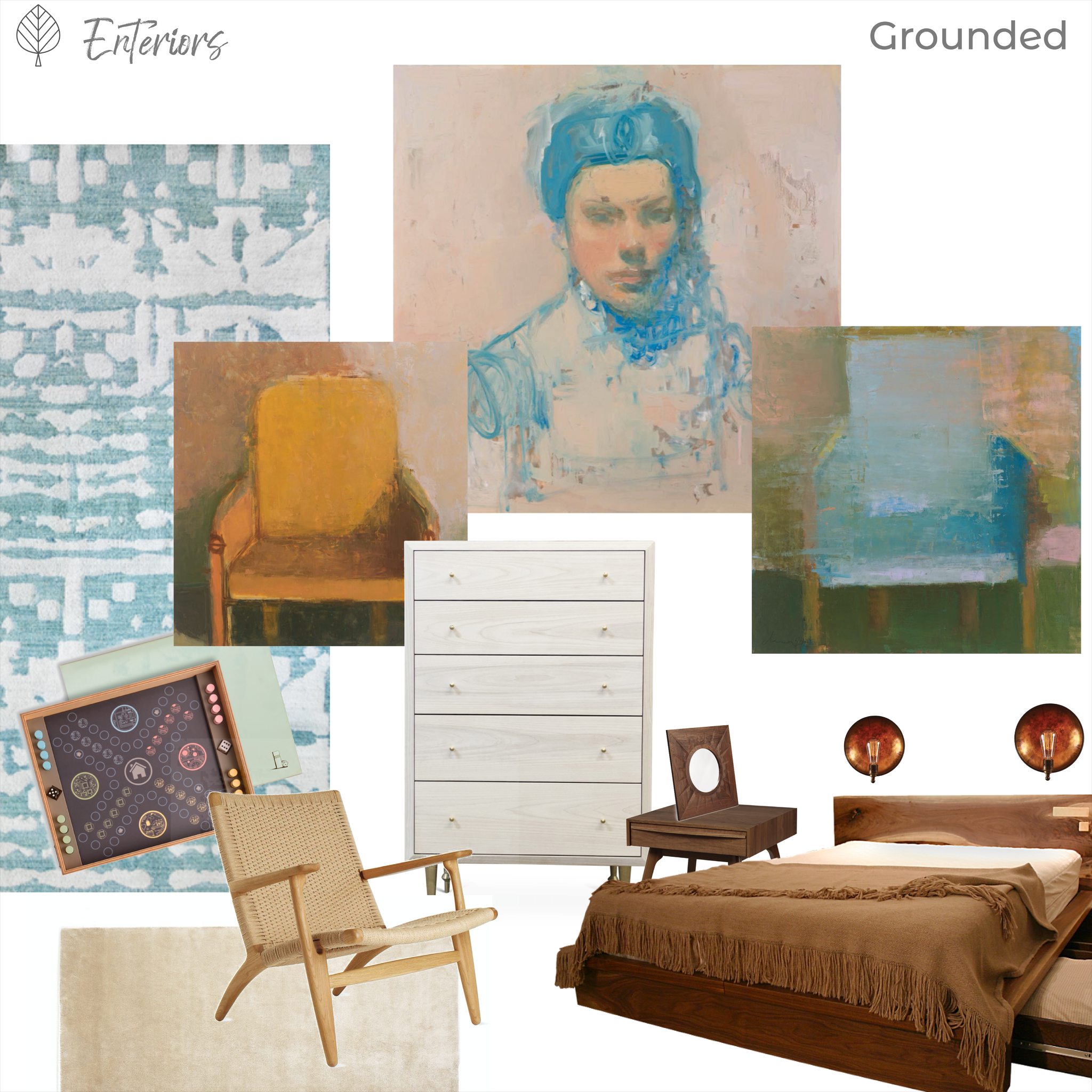 Style Board – Grounded