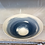 Thumbnail: Bowl. Footed. Two blues