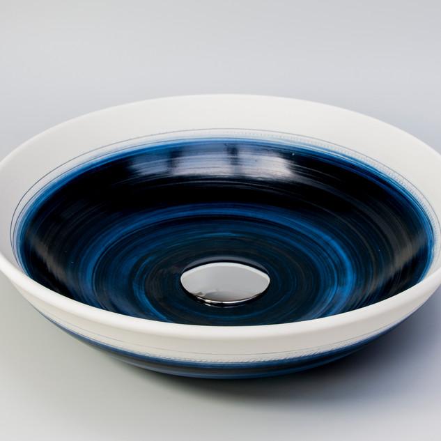 Indigo basin. £550
