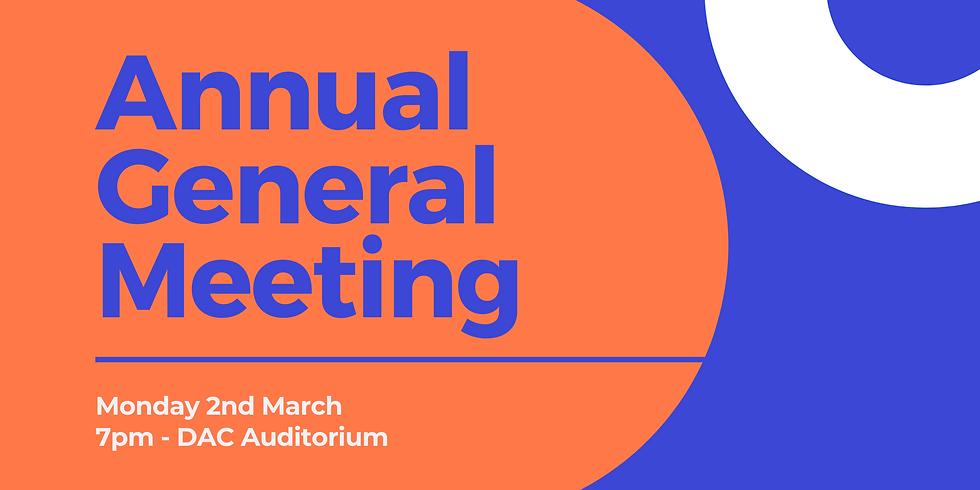 DAC Annual General Meeting