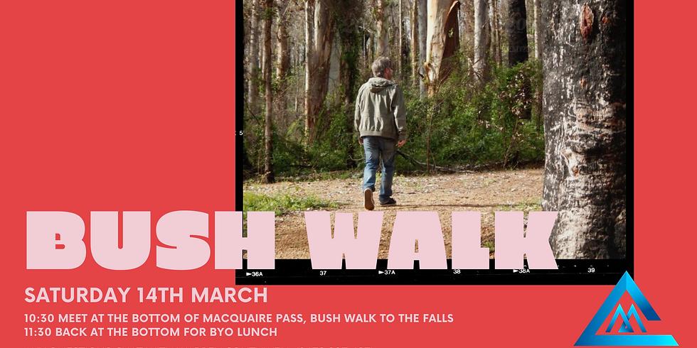 Connect Men Bush Walk