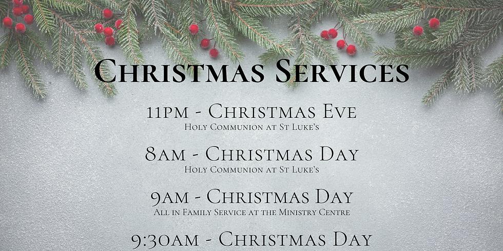 9am Christmas Service