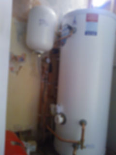 Sealed system, Pump repair Plumber Hereford Ross on Wye