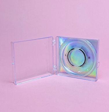 Designer Custom Magnetic Lashes Clear Liner