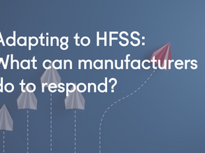 Adapting to HFSS: What can manufacturers do to respond?