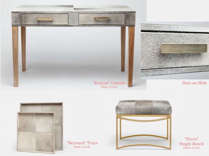 Trending: Natural & Organic Textured Materials