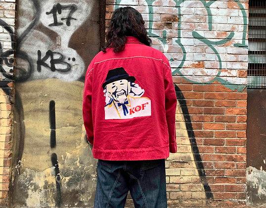 KOF – King Of Fashion Worker Jacket