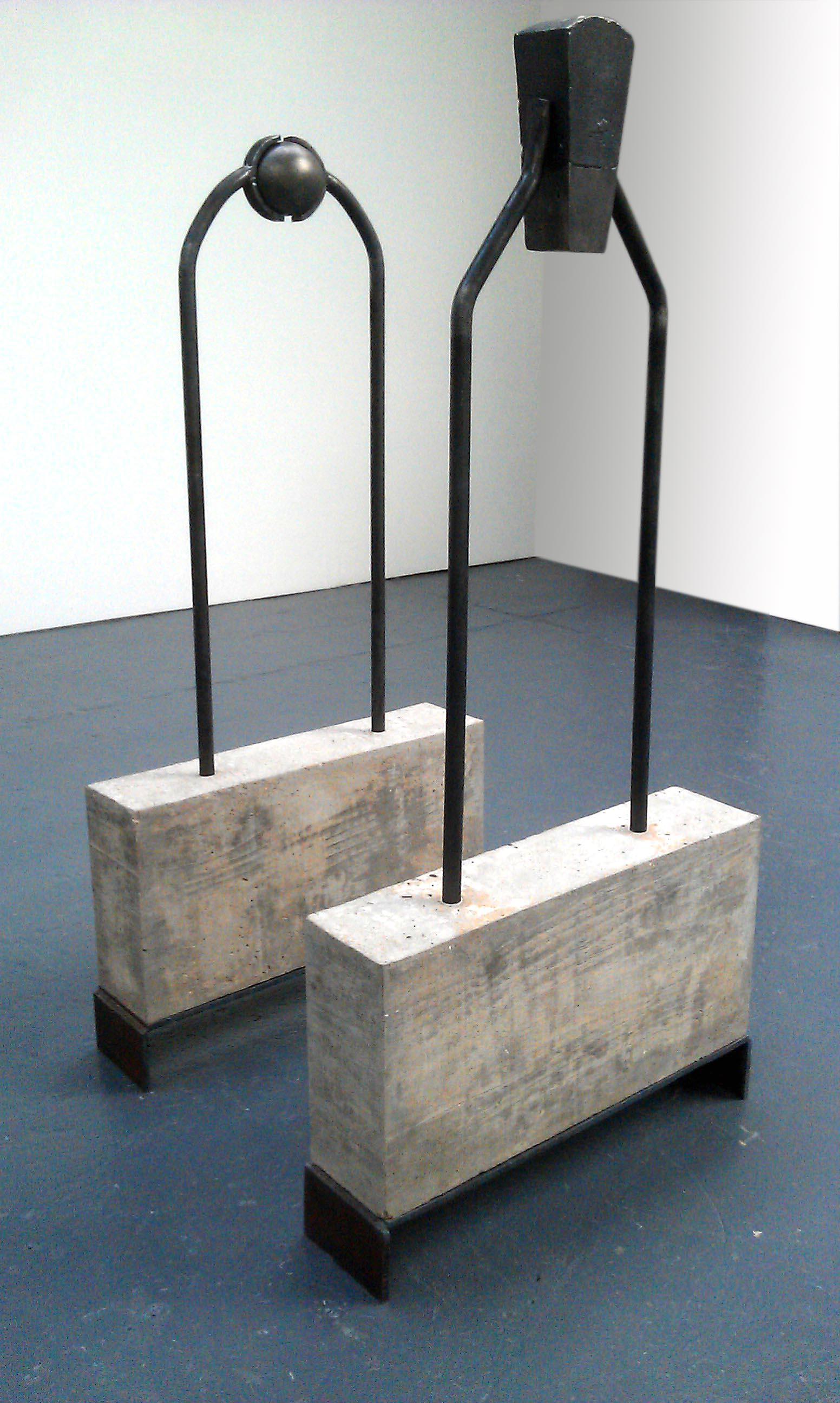 Samuel Zealey - 'Couple of Iron'