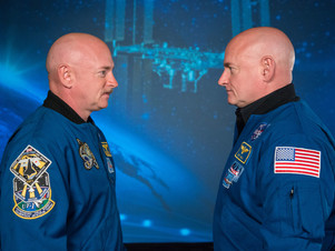 NASA Twins Study Finds Space-Linked Changes to Gene Expression, Telomere Length