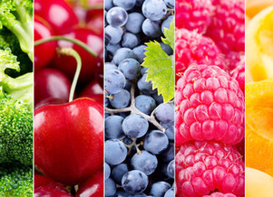 Colorful fruits and vegetables linked to longer telomeres and longer life