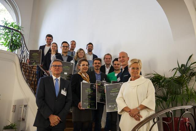 Hellstern medical gehört zu den Top 10 des Businessplan Wettbewerb Medizinwirtschaft 2019
