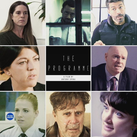 THE PROGRAMME - A FILM BY ANTONY SPINA