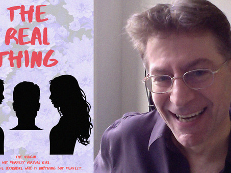 An Interview with Matthew Papadopoulos on the 'The Real Thing' Script