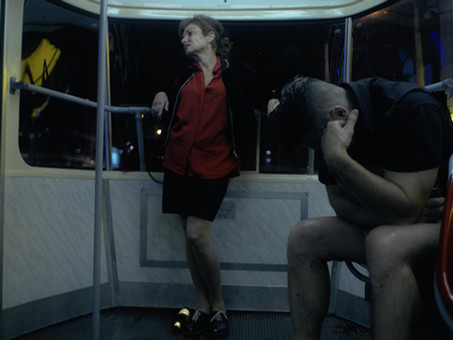 The Night Tram - An Interview with Jason Wen