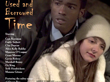 An Interview with Sophia Romma, Director of Used and Borrowed Time