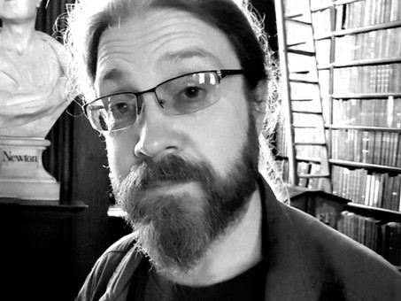 Ian Davies Talks About Screewriting and Padre
