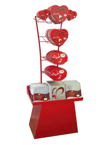 Chocolate stand