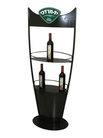 Wine display stand
