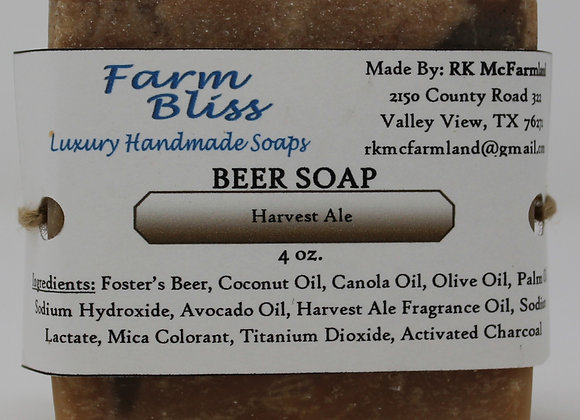 Harvest Ale Beer Soap