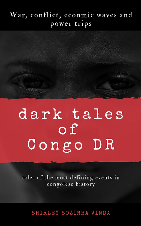 The Dark Tales of Congo DR: Vol 2