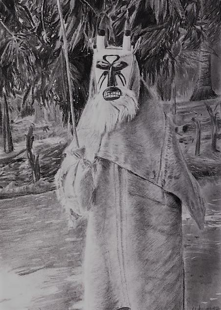 Sierra Leone 'Limba' Native