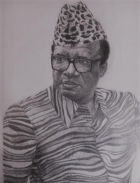 President Mobutu 'Sese Seko'