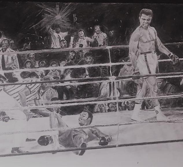 Muhammad Ali vs George Foreman 1974