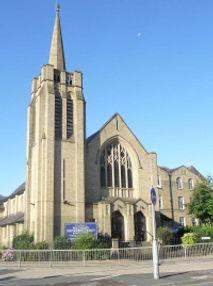 Southgate Methodist Church Elland Halifax