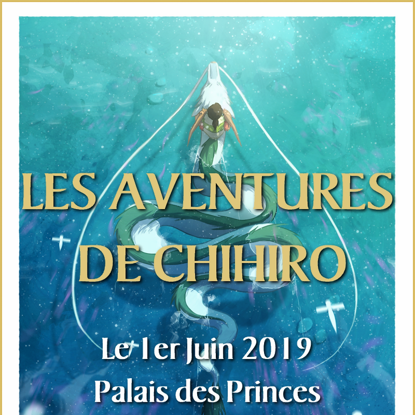 LES AVENTURES DE CHIHIRO