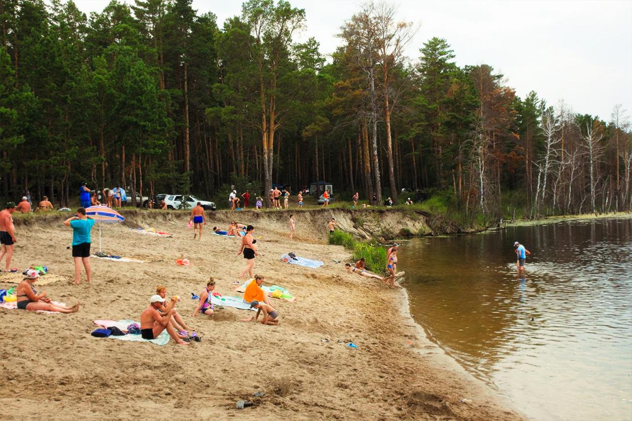 Лечение на Соленом озере в Завьялово 2