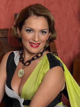 Актриса Мария Порошина