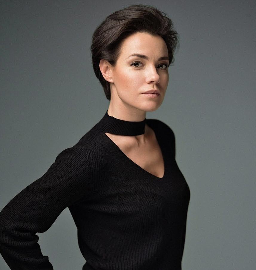 Актриса Надежда Борисова
