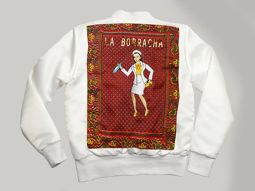 LA BORRACHA