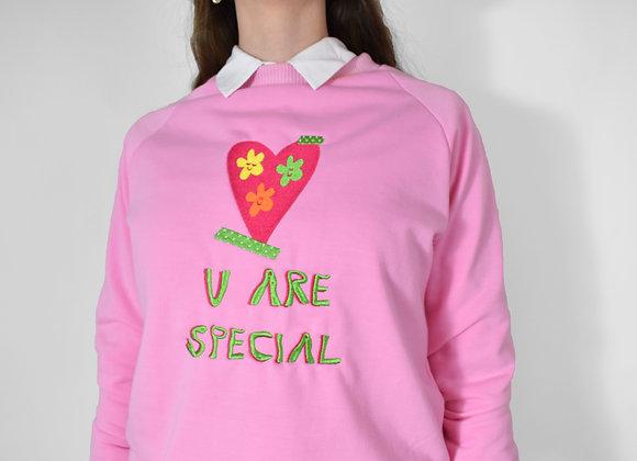U are special