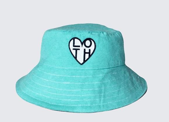 Bloom bucket hat reversible