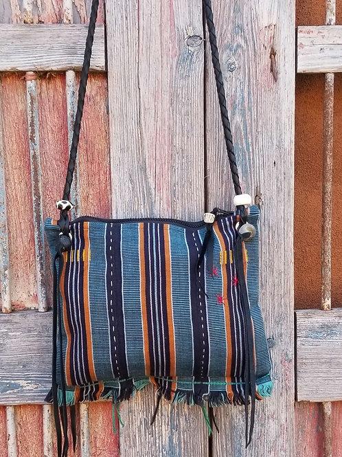 GIGI Clutch w/ Strap  Vintage Indigo
