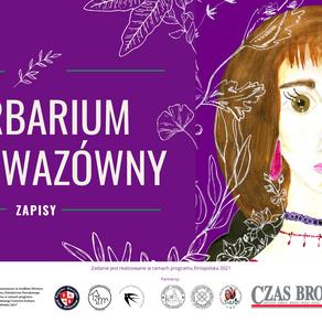 Herbarium Anny Wazówny - rekrutacja