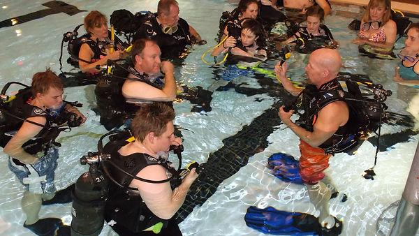 Char Deavers DIVE ARMY PADI IDC Staff In
