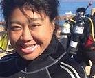 Jocelyn Ferrer California Monterey DIVE