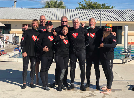DIVE ARMY loves working with Diveheart