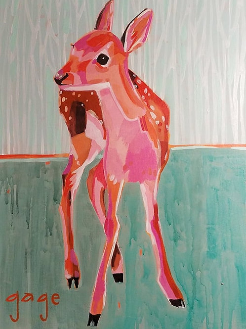 Pink Fawn