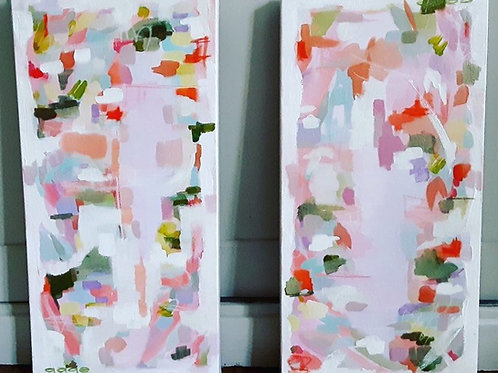 Abstracts (Pastel Pair)