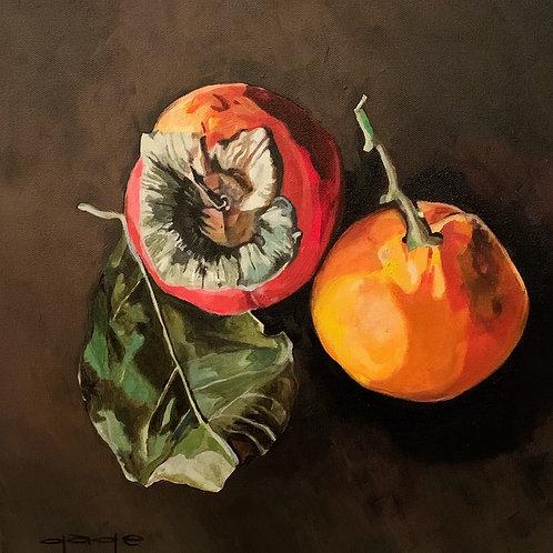 Persimmon & Orange