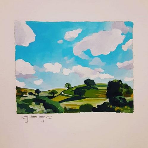 Clouds (Paper)